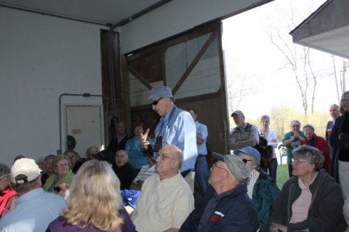 Roger Cass of Genesee Land Trust Remembering Bob
