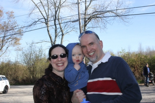Cheryl, Quinn and Mark Deutschlander