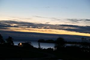 Sunrise at Braddock Bay Photo by John Waud