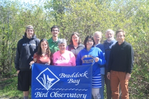 Bander Training Class of Spring 2015 Photo by Ryan Kayhart
